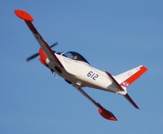 FAU 612 was flown by Airpressman for the flight test report in 2000. (Marcelo Cal)