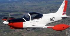 A cadet dream, the SF-260EU!