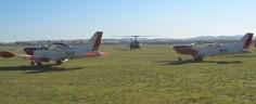 On deployment to La Calera aerodrome. (Emilio Sanni)
