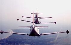 Astern formation (Ernesto Blanco Calcagno/Airpressman.com)