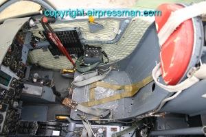 A-37B co-pilot seat-2-1
