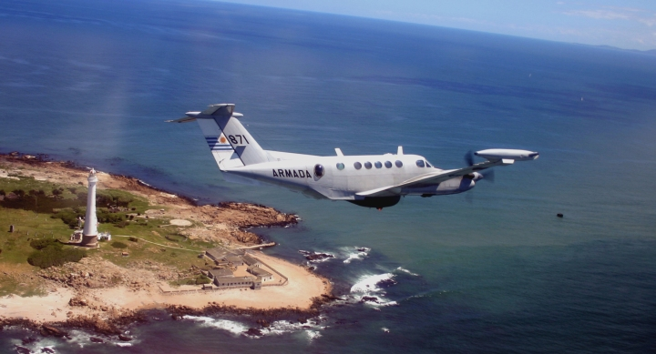 Beechcraft B200T Maritime Patrol (Uruguayan Naval Aviation