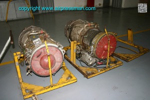 General Electric J-85-17A-1