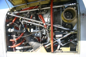 Two dependable 850 shp (634 KW) Pratt & Whitney PT6A-41 power up Armada 871.