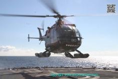 "El Armada 063 operando desde el ROU 04 ""Artigas"" a comienzos de 2010./The A063 operating from the ROU 04 ""Artigas"" during early 2010."