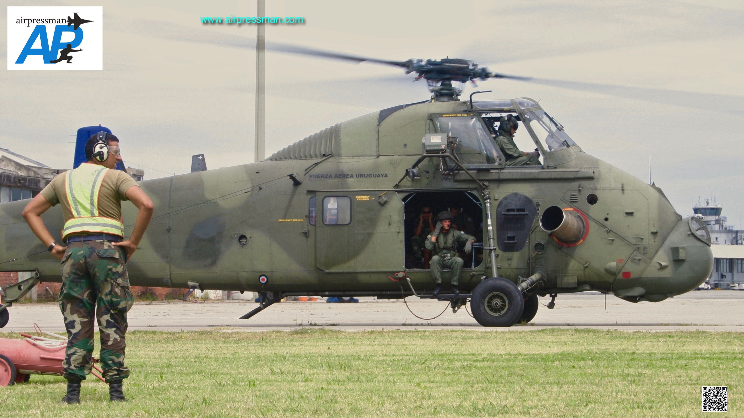 Wessex HC Mk II (EBC)93